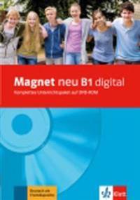 Magnet neu B1 digital DVD-ROM