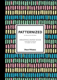 Patternized. Wrapping paper book