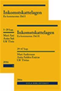 Inkomstskattelagen : en kommentar. (Vol.1-2)