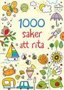 1000 saker att rita