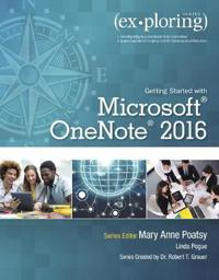 Getting Started With Microsoft OneNote 2016