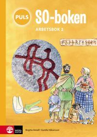 PULS SO-boken 1-3 Arbetsbok 2