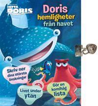 Hitta Doris. Doris hemligheter från havet