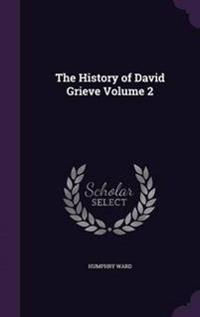 The History of David Grieve Volume 2