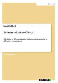 Business Valuation of Tesco