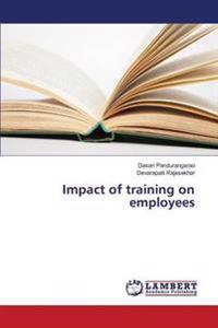 Impact of Training on Employees