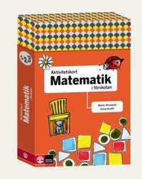 Aktivitetskort för förskolan i Matematik