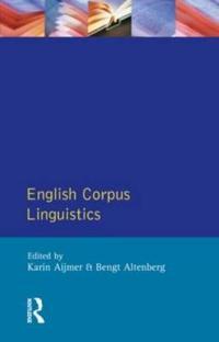 English Corpus Linguistics: Studies in Honor
