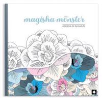 Magiska mönster : målarbok för fantasifulla