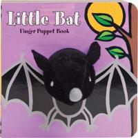 Little Bat Finger Puppet Book