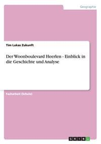 Der Woonboulevard Heerlen - Einblick in die Geschichte und Analyse