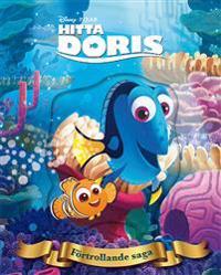 Disney Förtrollande saga. Hitta Doris