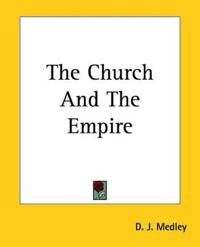 The Church And The Empire
