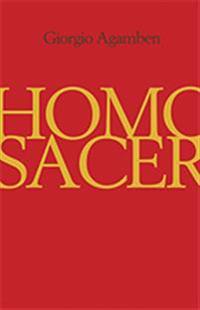 Homo sacer : den suveräna makten och det nakna livet