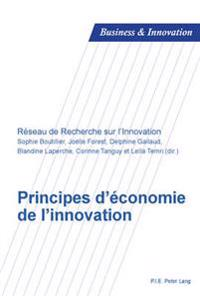 Principes d'Économie de l'Innovation