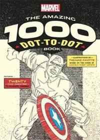 Marvel's Amazing 1000 Dot-to-Dot Book