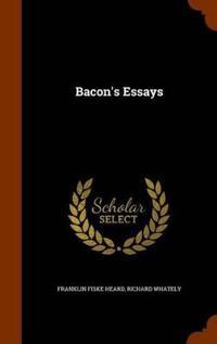 Bacon's Essays