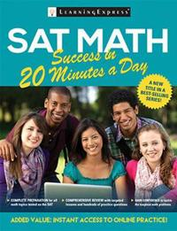SAT Math Success in 20 Minutes a Day