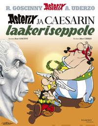 Asterix ja Caesarin laakeriseppele