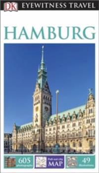 DK Eyewitness Travel Guide: Hamburg