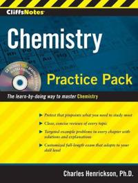 CliffsNotes Chemistry Practice Pack [With CDROM]