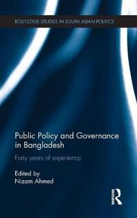 Public Policy and Governance in Bangladesh