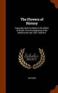 The Flowers of History