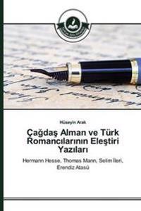 CA Da Alman Ve Turk Romanc Lar N N Ele Tiri Yaz Lar