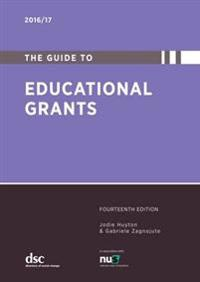 Guide to educational grants 2016/17