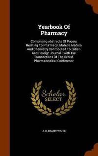 Yearbook of Pharmacy
