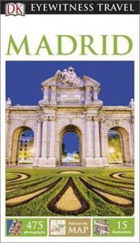 Madrid: Eyewitness Travel Guide