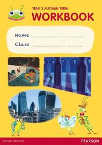Bug Club Pro Guided Y3 Term 1 Pupil Workbook