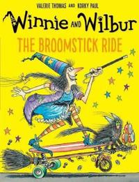Winnie and wilbur: the broomstick ride