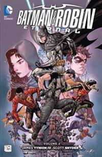 Batman and Robin Eternal 2