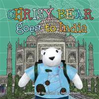 Chrisy Bear Goes to India