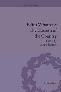 Edith Wharton's the Custom of the Country