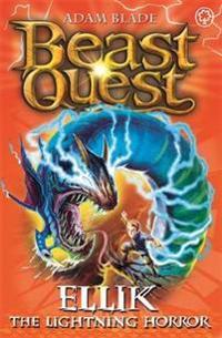 Beast Quest: Ellik the Lightning Horror