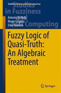 Fuzzy Logic of Quasi-Truth