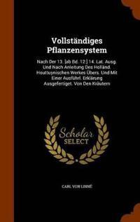 Vollstandiges Pflanzensystem