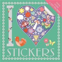 I Heart Stickers