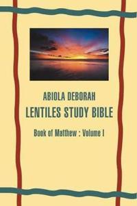 Abiola Deborah Lentiles Study Bible