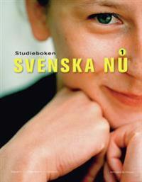 Svenska Nu 1 Studiebok