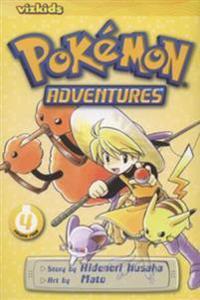 Pokemon Adventures, Vol. 4 (2nd Edition)