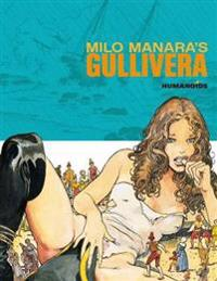Milo Manara's Gullivera: Oversized Deluxe
