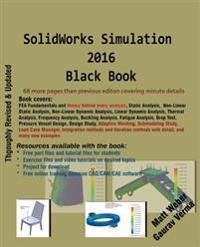 Solidworks Simulation 2016 Black Book