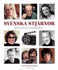 Svenska stjärnor : från filmens och scenens värld