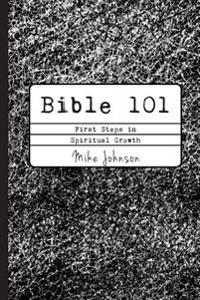 Bible 101: First Steps in Spiritual Growth