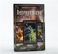 Necronomicon Tarot [With BookWith Tarot CardsWith Black Organdy Bag]