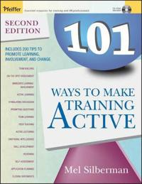 101 Ways to Make Training Active [With CDROM]