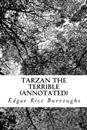 Tarzan the Terrible (Annotated)
